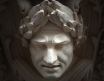 God Zeus Royalty-vrije Stock Afbeelding