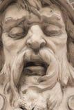 God Zeus (fragment) Royalty Free Stock Photo