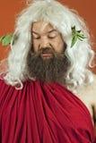 God Zeus Royalty Free Stock Images