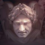 God Zeus Royalty Free Stock Image