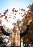 Goda dell'autunno Immagine Stock Libera da Diritti