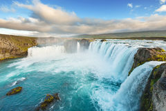 Godafoss Stock Photography