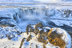 Godafoss Royalty Free Stock Images