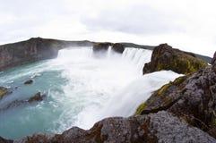 Godafoss Falls, Iceland Stock Image