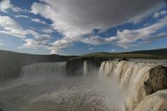 Godafoss falls on Island Royalty Free Stock Images