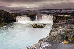 Godafoss, Iceland Stock Images