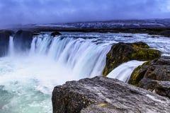Godafoss, Iceland Stock Photos