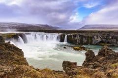 Godafoss, Iceland Royalty Free Stock Photography