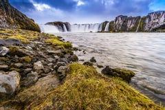 Godafoss, Iceland Stock Image