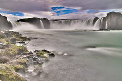 Godafoss, Iceland Stock Images