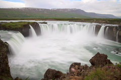 Godafoss, Iceland Royalty Free Stock Photo