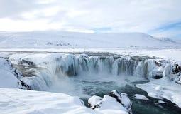 Godafoss in Iceland Stock Photos