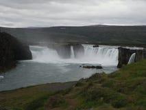 Godafoss- Nord-Island lizenzfreies stockbild
