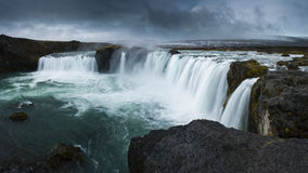 Godafoss, Northern Iceland Royalty Free Stock Image