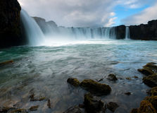 Godafoss, Northern Iceland Royalty Free Stock Photos