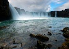 Godafoss, Northern Iceland Royalty Free Stock Photos