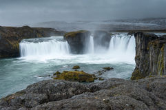 Godafoss, Northern Iceland Royalty Free Stock Photography