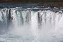 Godafoss vattenfall Royaltyfria Foton