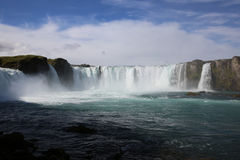 Godafoss Waterfall Stock Photography