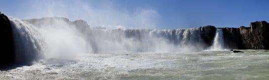 Godafoss Waterfall, Iceland Stock Photography
