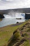 Godafoss waterfall, Iceland Stock Photos