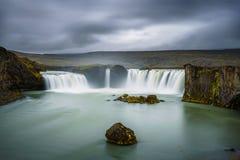 Godafoss waterfall in Iceland