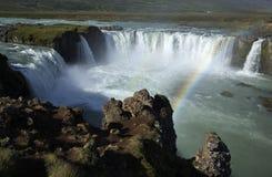 Godafoss Waterfall Stock Image
