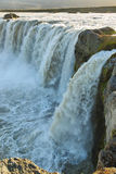 Godafoss waterfall Stock Photos
