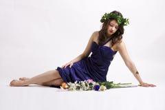 Goddess Stock Image