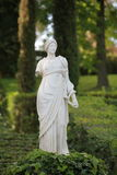 Goddess Antique statue Royalty Free Stock Photo