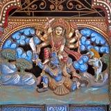 Goddess Chamunda Stock Images
