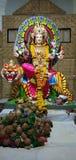 Goddess Duga royalty free stock image