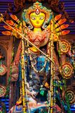 Goddess Durga idol Royalty Free Stock Images