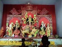 Goddess durga picture Stock Photo