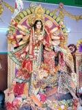Goddess durga stock images