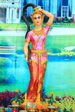 Goddess of earth Royalty Free Stock Photos