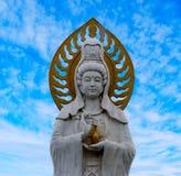 goddess guanyin statue Стоковая Фотография