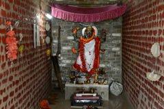 Goddess Kali Stock Photo