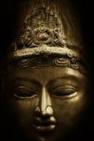 Goddess Kali statue Royalty Free Stock Photography