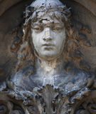 The goddess of love Aphrodite (Venus). Fragment Stock Photo