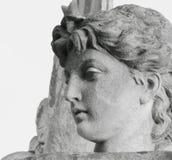 The goddess of love Aphrodite (Venus) fragment Royalty Free Stock Image