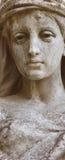 The goddess of love Aphrodite (Venus) (fragment) Stock Photos