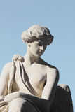 The goddess of love Aphrodite (Venus) Stock Photo