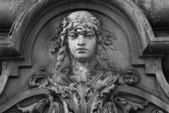 The goddess of love Aphrodite (Venus) Royalty Free Stock Images