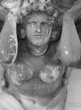 The goddess of love Aphrodite (Venus). The goddess of love in Greek mythology, Aphrodite (Venus in Roman mythology Royalty Free Stock Images