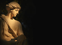 The goddess of love Aphrodite (Venus) Royalty Free Stock Photos