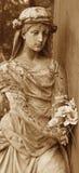 The goddess of love Aphrodite (Venus) (vintage image) Stock Photography