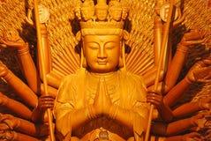 The Goddess of Mercy Royalty Free Stock Photos
