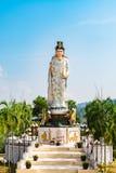 Goddess of Mercy known as Quan Yin or Guan Yin or Guan Yim Stock Photography