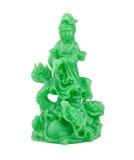 Goddess of mercy- Kuan yin Royalty Free Stock Photography